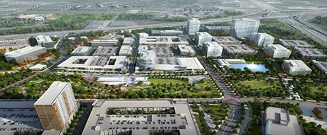 Developer Billingsley lands huge Allen development site